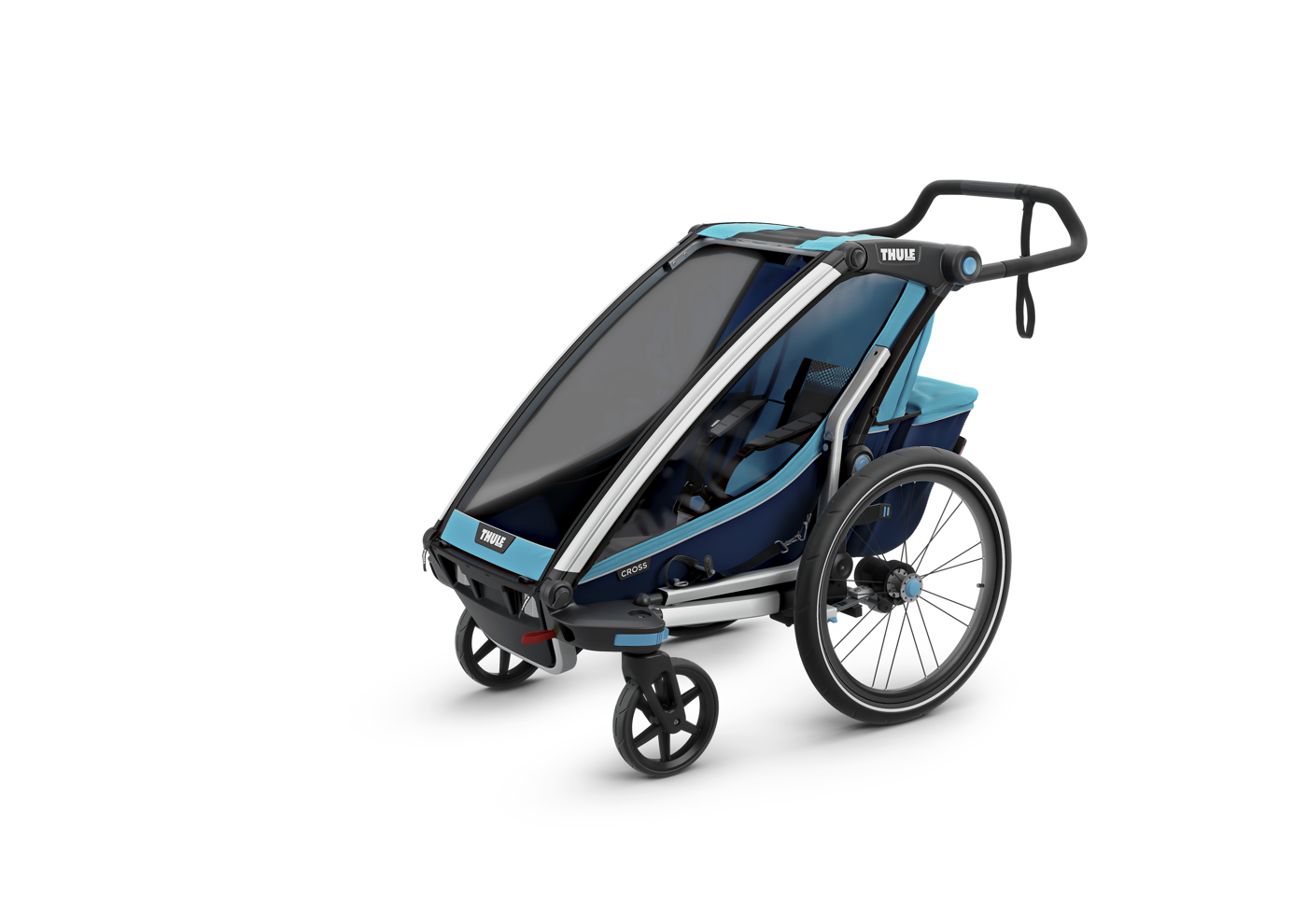 Thule_Chariot_Cross1_ThuleBlue_Strolling_ISO_10202001