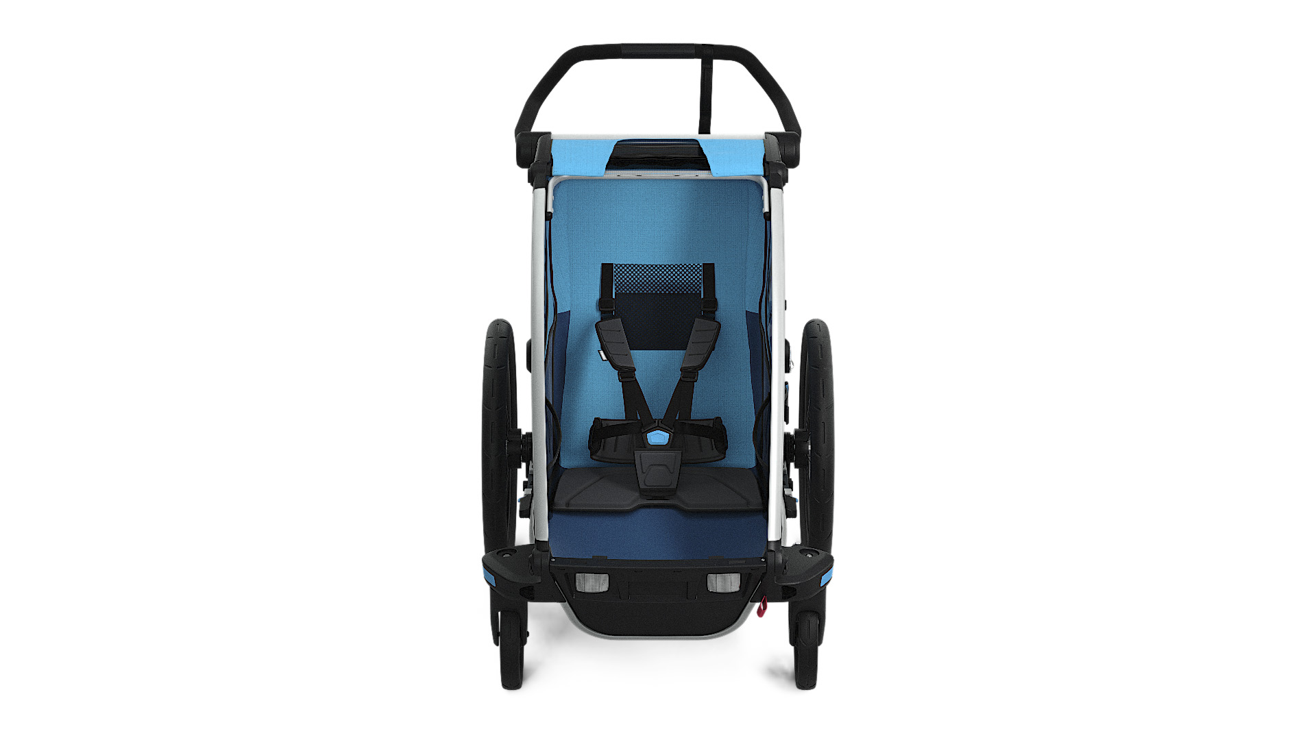 Thule_Chariot_Cross1_ThuleBlue_Strolling_FRONT_10202001