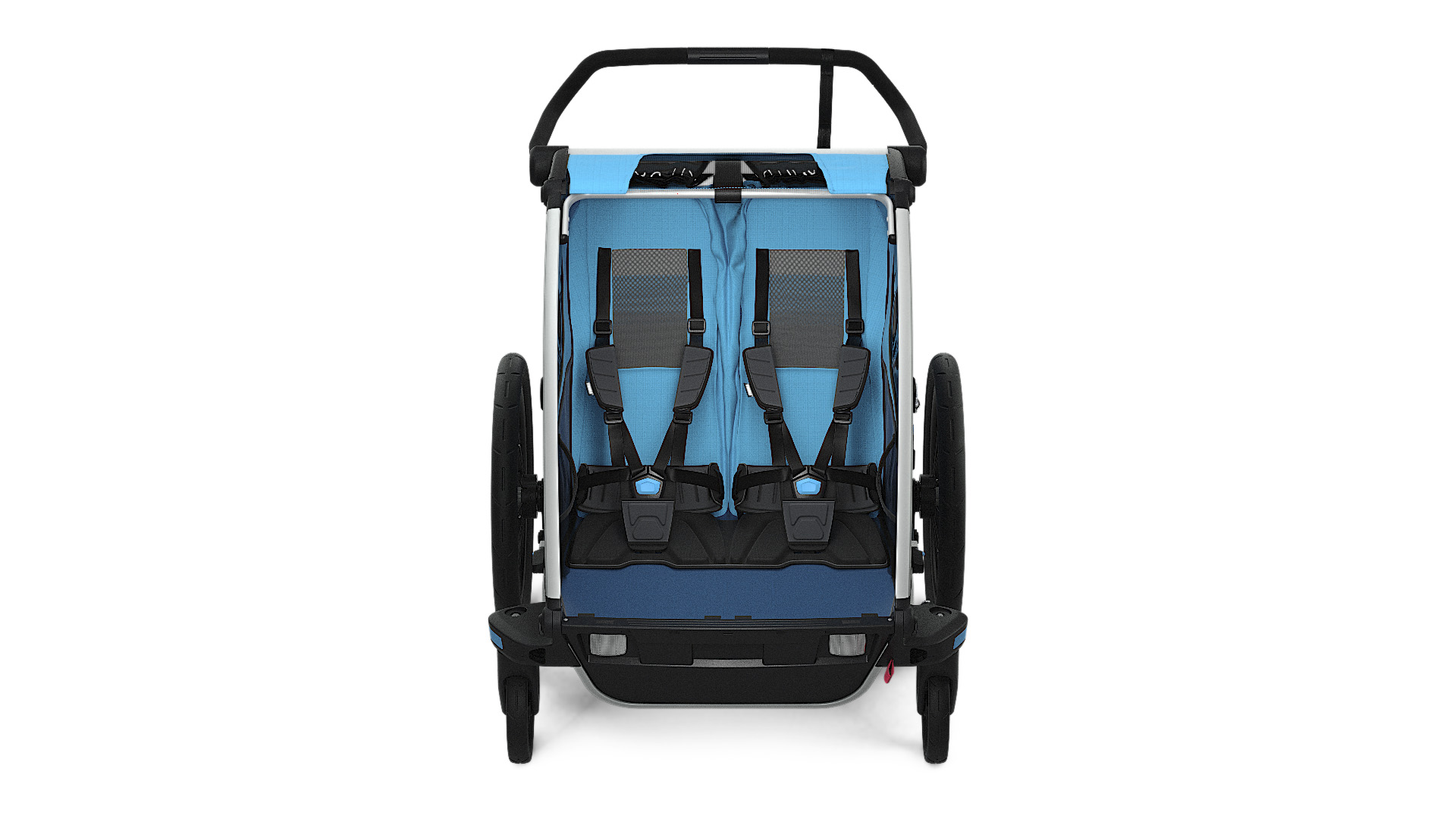 Thule_Chariot_Cross2_ThuleBlue_Strolling_FRONT_10202003