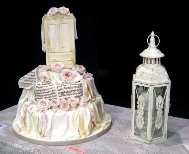Tårtor från tidigare tårtutställning 2010