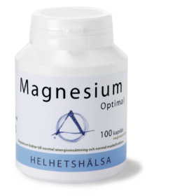 Magnesium Optimal - 100 kapslar