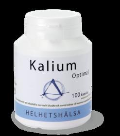 KaliumOptimal 100 kapslar -