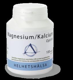 Magnesium/Kalcium Optimal 100 kapslar -