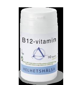 B12-vitamin 90 kapslar -