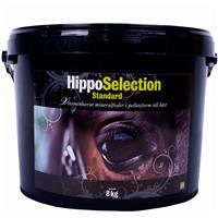 HippoSelection Standard Mineralfoder - Hink 5 kg