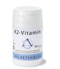 K2-Vitamin Helhetshälsa -