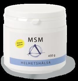 MSM OptiMSM 450g – Helhetshälsa - 450 g