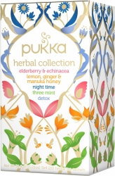 Pukka te – Herbal Collection -
