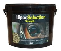 HippoSelection Strength Mineralfoder - Hink 5 kg