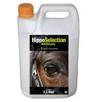 HippoSelection MultiVitamin 2,5 L - 2,5 Liter