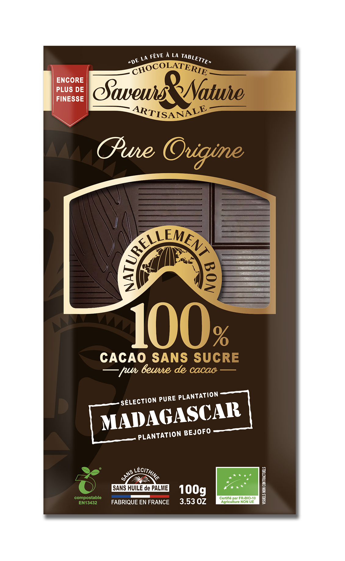 choklad 100 kakao
