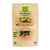Rosenrot pulver 100g Eko/Raw (2019-09)