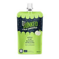 Dejunked Chia Smoothie - Green 120g EKO