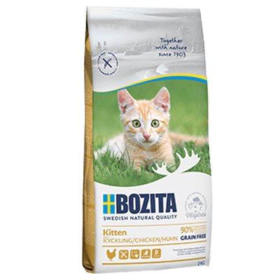 Bozita-kitten