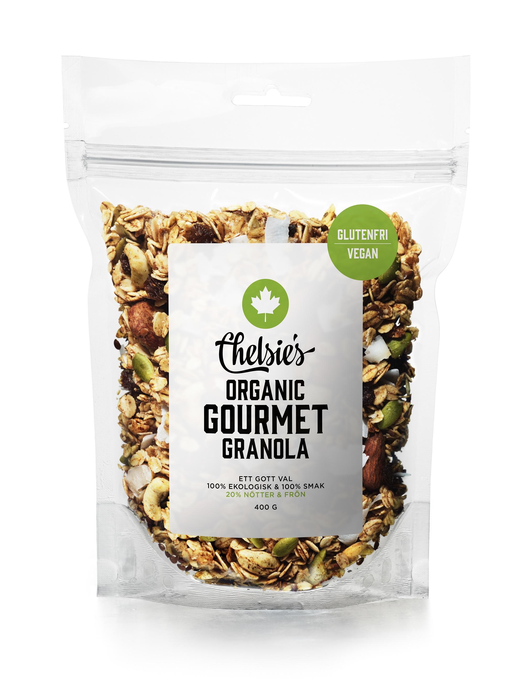 Granola-Gourmet
