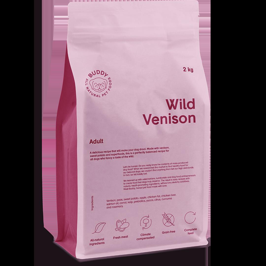 Wild-Venison