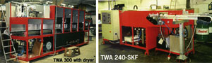 TWA 300 with dryer, TWA 240-SKF