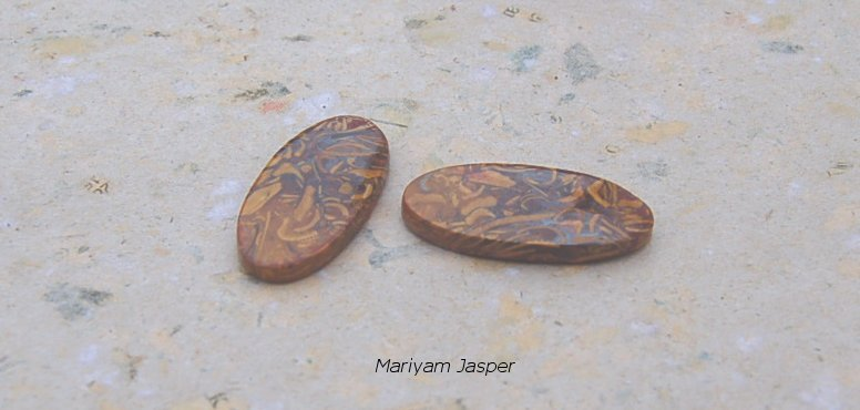 Maryam 29x14mm 2
