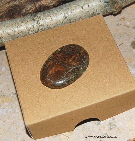 boulder opal 34x23mm 2
