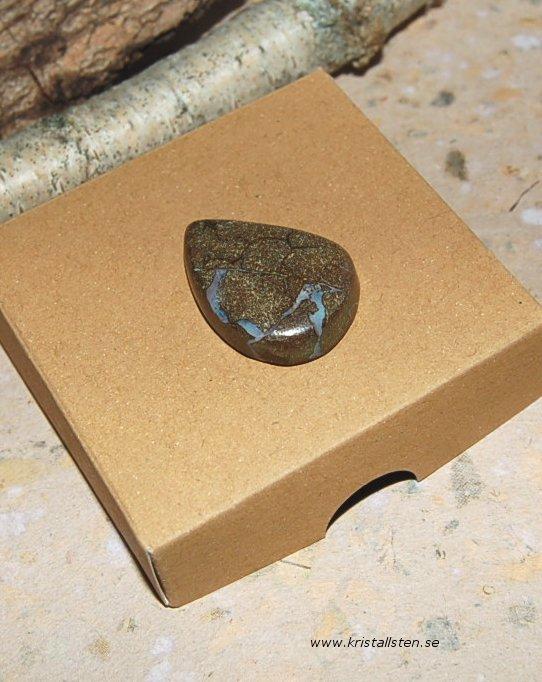 Boulder Koroit Opal 29x21mm