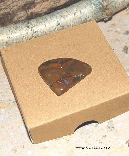 Boulder Opal 32x25mm