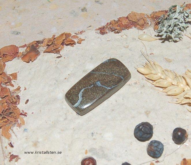 Boulder KOroit Opal 35x17mm 2