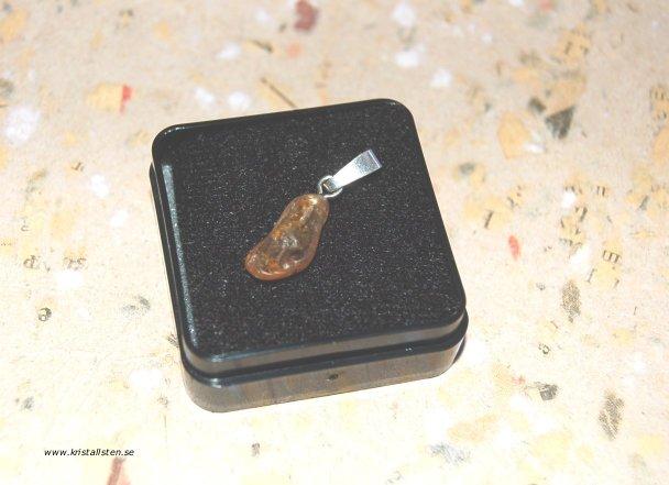 Leveras i smyckesbox