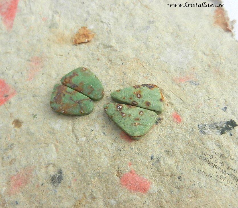 Pistachio opal 4 st