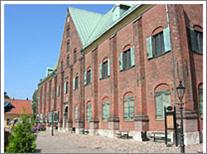 Kronhuset uppfördes år 1643 - 55