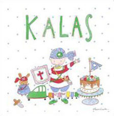 Lena Lindahl Kalas Kort (Pojke) - Lena Lindahl Kalas Kort (Pojke)