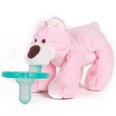 WubbaNub Pink Bear (Napp) - WubbaNub Pink Bear (Napp)