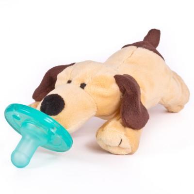WubbaNub Brown Puppy (Napp) - WubbaNub Brown Puppy (Napp)