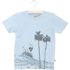 Wheat T--shirt Surf - Wheat T--shirt Surf ( Storlek 4 år )