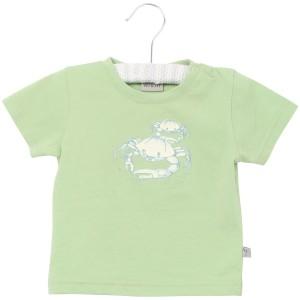 Wheat T-shirt Crab - Wheat T-shirt Crab ( Storlek 2 år )