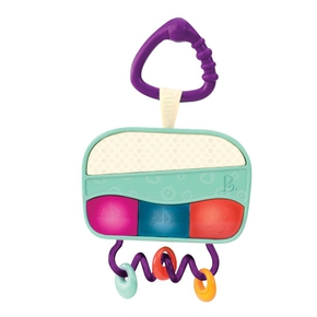 B Toys Wee Jams Babyradio - B Toys Wee Jams Babyradio