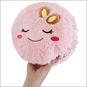 Squishable Pink Macaron - Squishable Pink Macaron