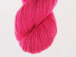 Bohus Stickning garn yarn BS 327 cerise red