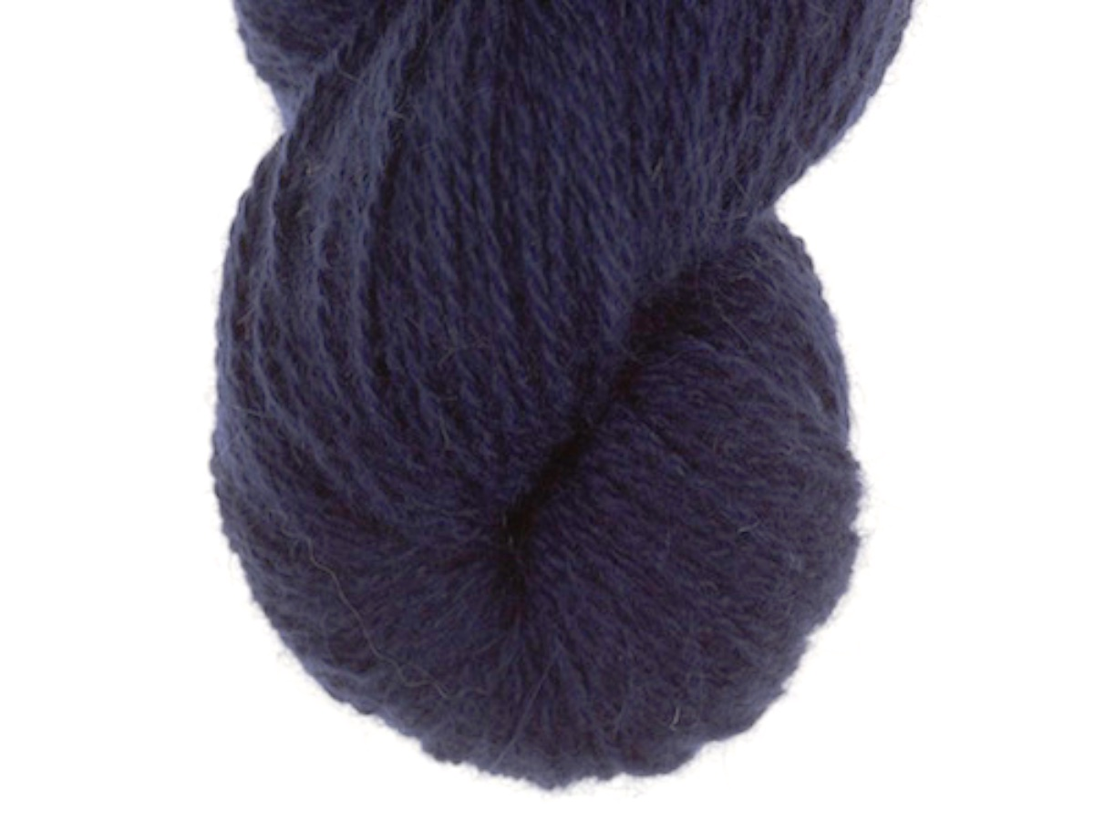 Bohus Stickning garn yarn BS NZ 56 - 104 dark blue