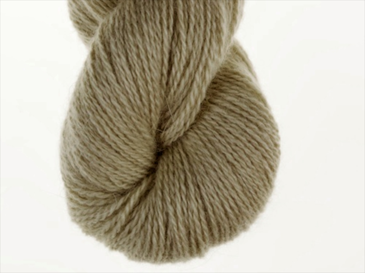 Bohus Stickning garn yarn BS 182 - 105 brown-green