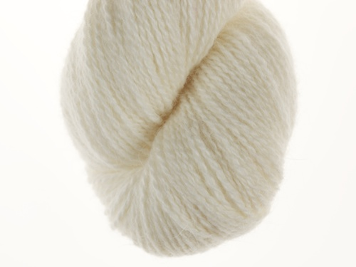 Bohus Stickning garn yarn BS 100 white