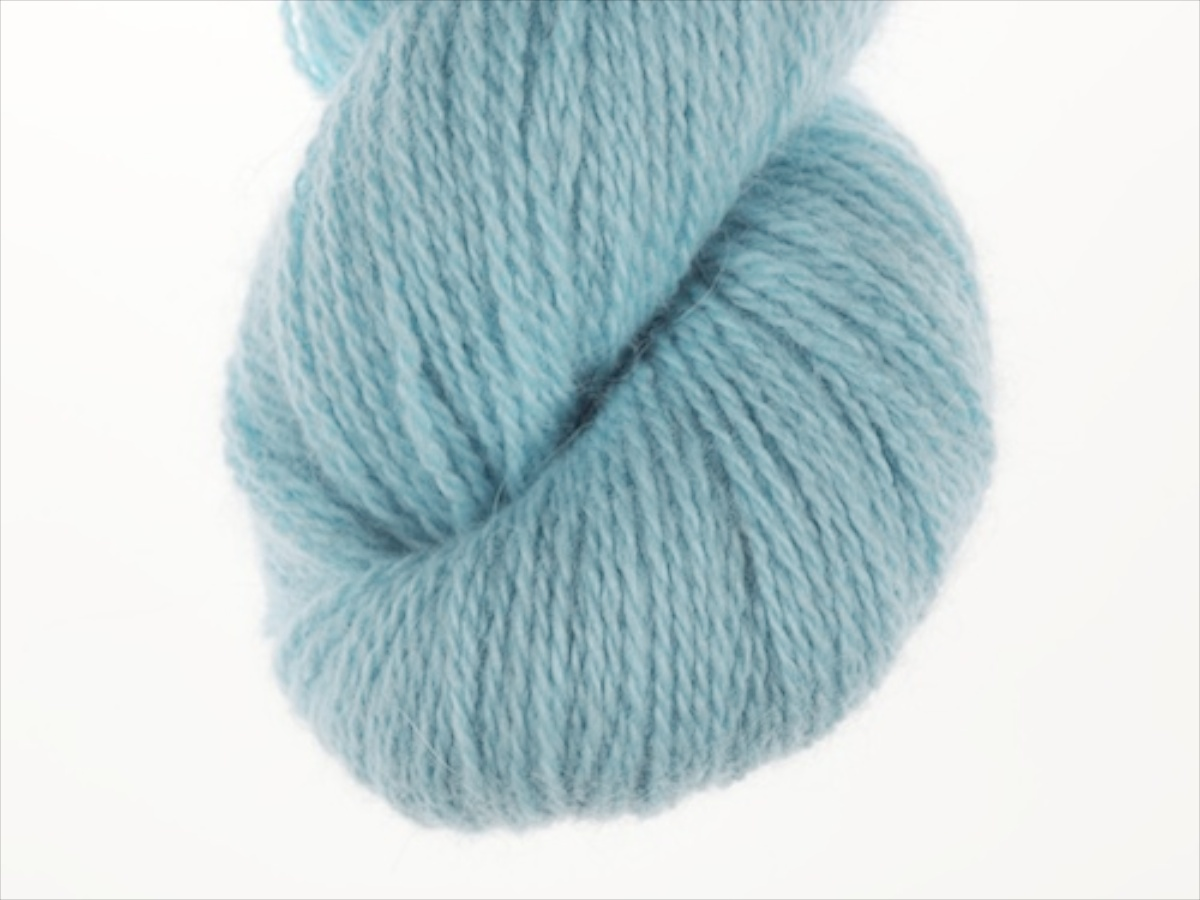 Bohus Stickning garn yarn BS 148 light blue turquiose