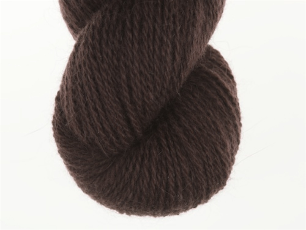 Bohus Stickning garn yarn BS 252 dark brown