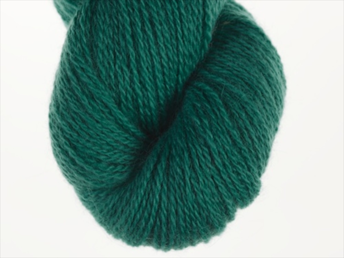 Bohus Stickning garn hyarn BS 261 dark blue-green