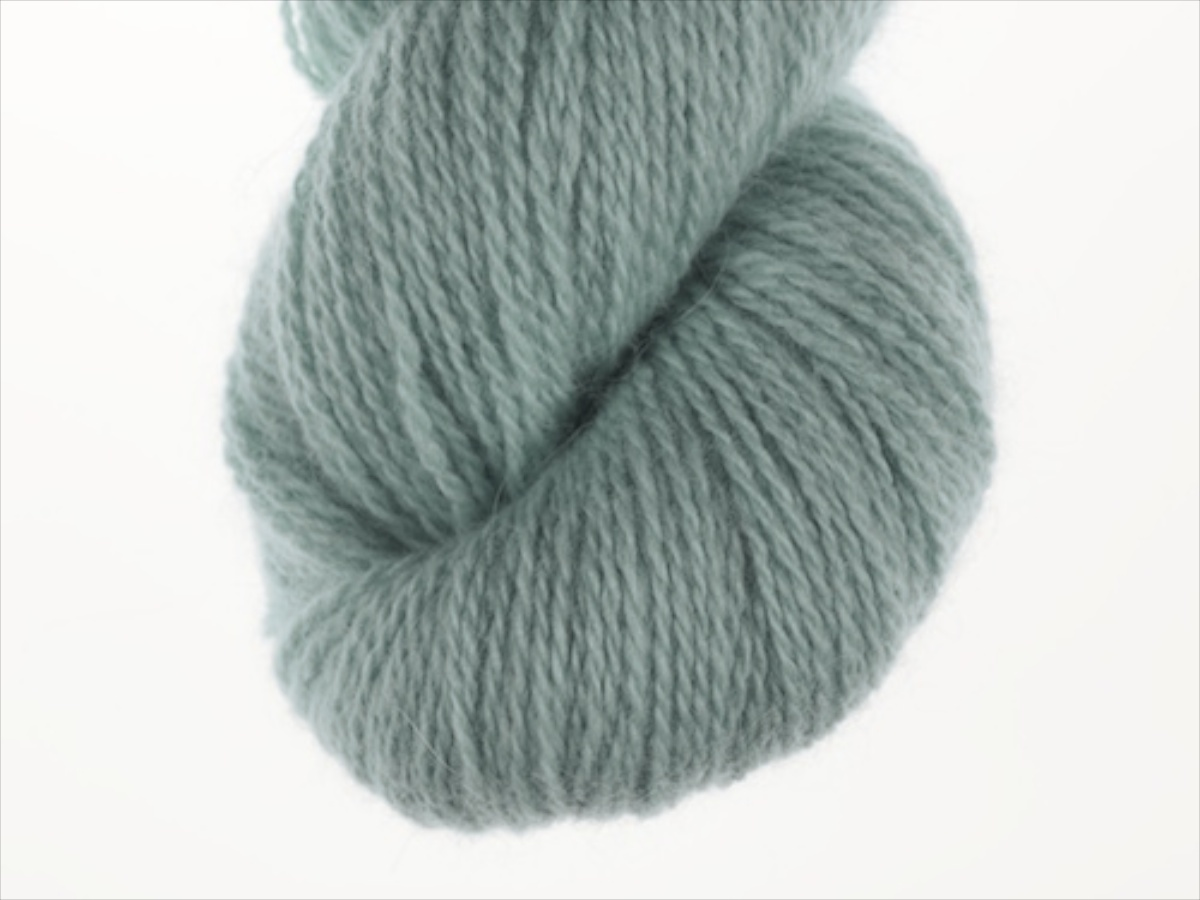 Bohus Stickning garn yarn BS 138 dark turquoise-blue