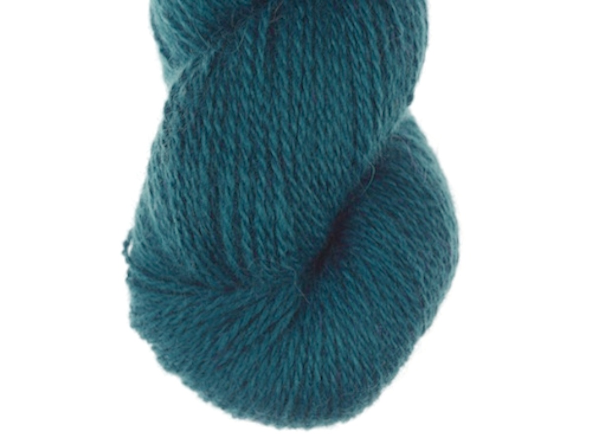 Bohus Stickning garn yarn BS 111 bluke-green