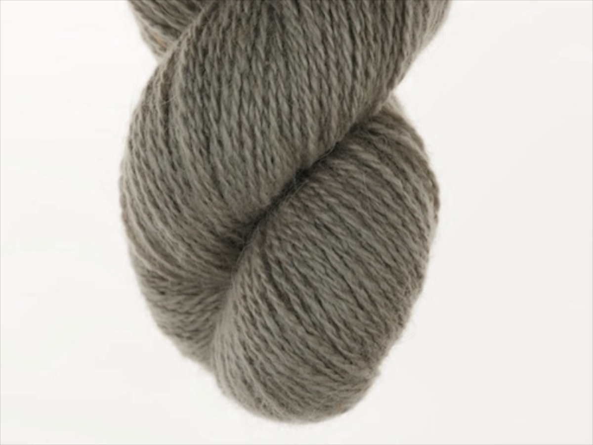 Bohus Stickning garn yarn BS 164 dark brown-gray