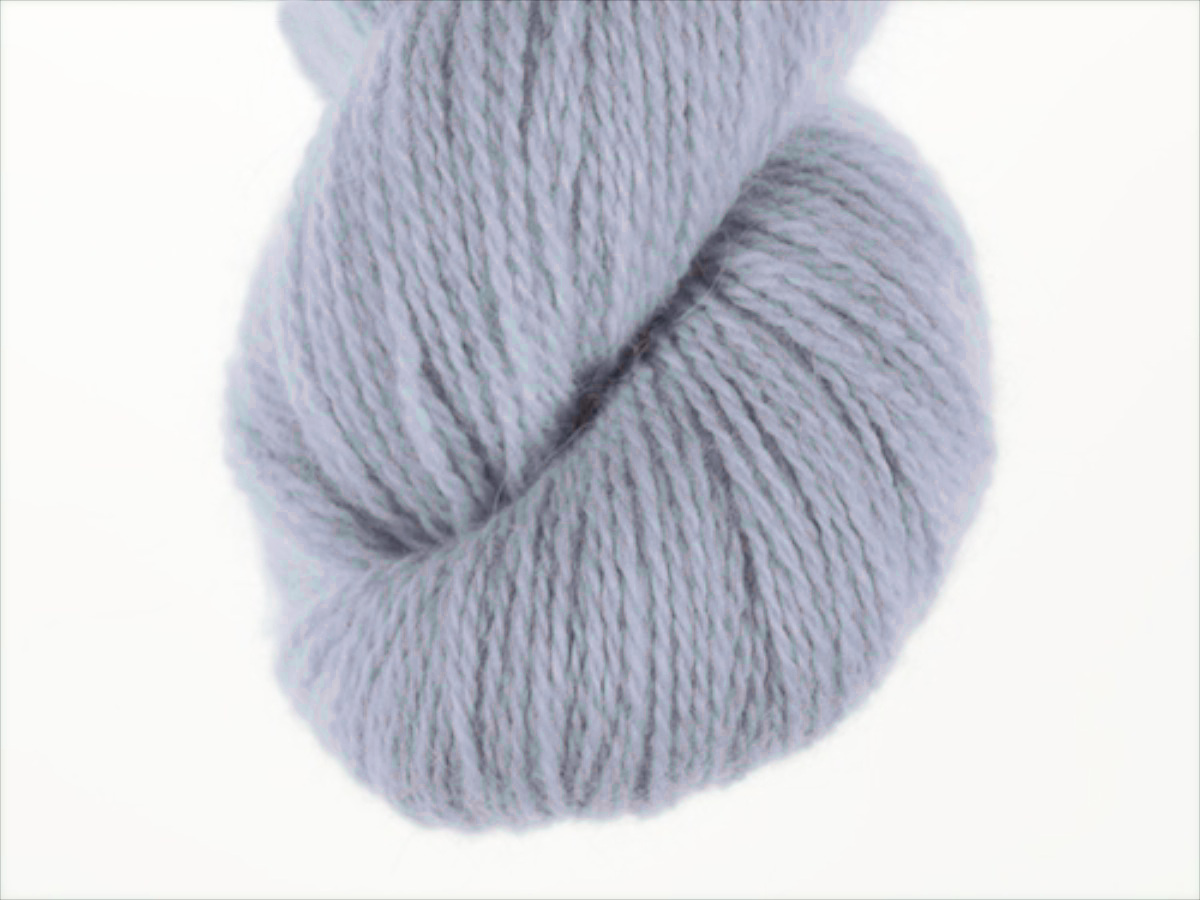 Bohus Stickning garn yarn BS 210-211 light gray-blue