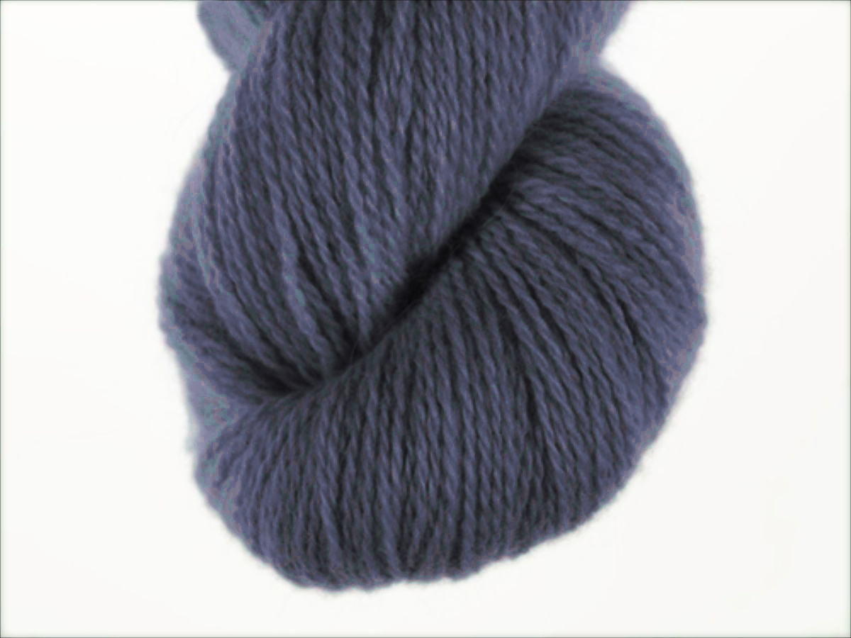Bohus Stickning garn yarn BS 65 dark gray-blue