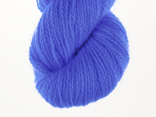 Bohus Stickning garn yarn BS 55 bright blue