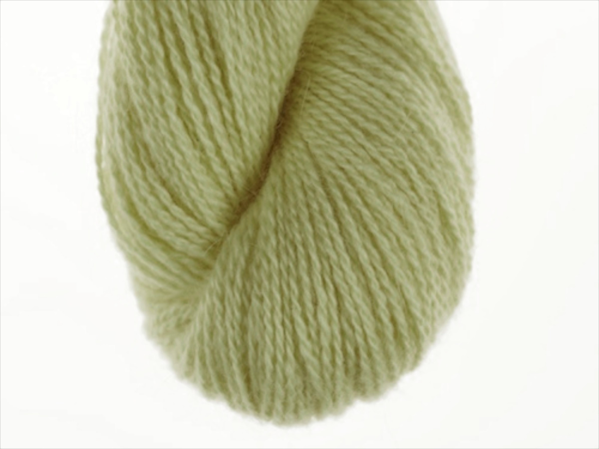 Bohus Stickning garn yarn BS 29 yellow-green